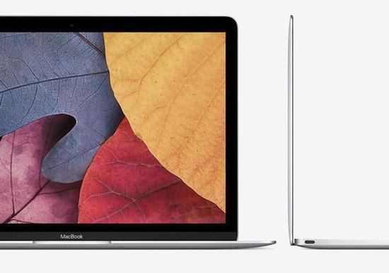 仅有一个Type-C接口的Macbook12