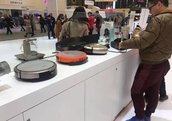 扫地机器人市场规模将超50亿元 还有哪些新看点?