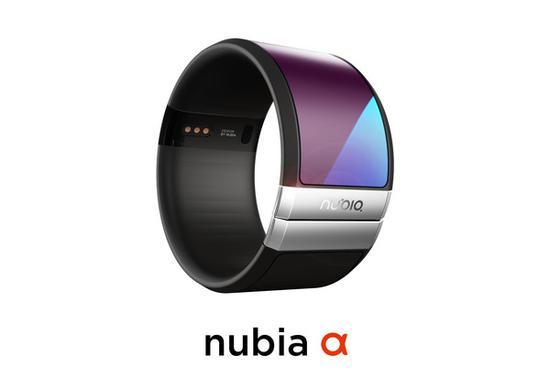 努比亚α背部配备传感器