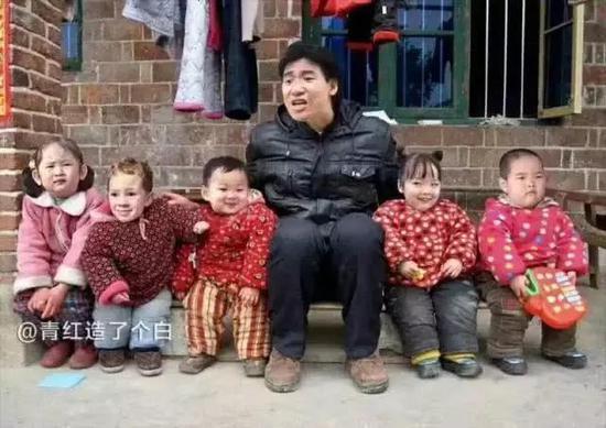表情包儿童合集(图片来源:青红造了个白)