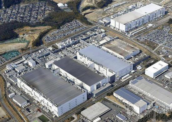 """九州岛被称为日本的""""硅岛"""",曾集中了日本绝大部分半导体芯片企业"""