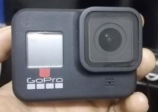 GoPro Hero8实机图曝光 支持4K120fps录像