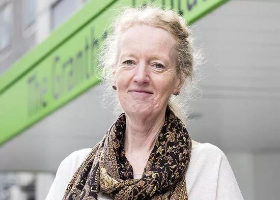 Joanna Haigh建議:如果受到冒犯,請不要回應。