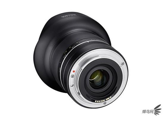 Samyang 10mm f / 3.5镜头