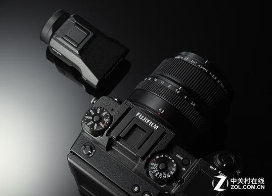 相机具有很强的拓展性,很多功能可以独立于机身外实现