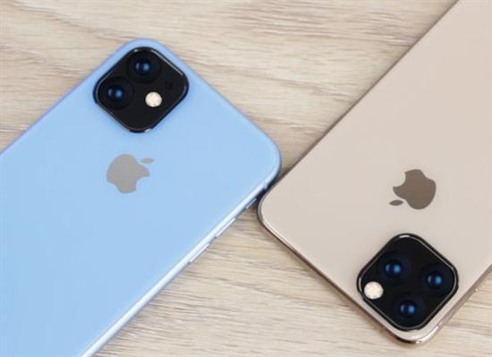 网传iPhone 11浴霸摄像头设计