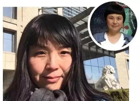 小马奔腾原董事长李明的遗孀金燕