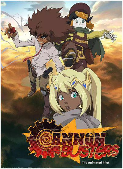 《Cannon Busters》