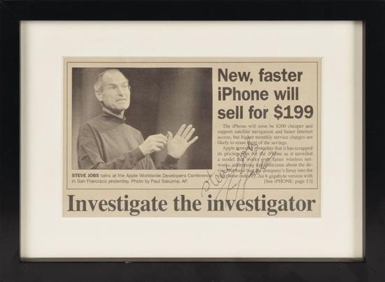 iPhone报纸