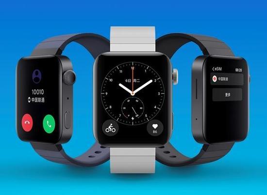 iOS版小米穿戴APP终于上线支持小米手表Color