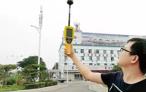 监测基站辐射