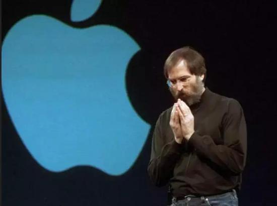 图注:重回苹果时期的乔布斯