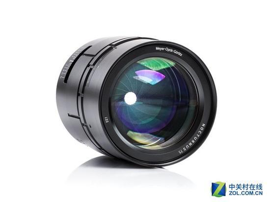 梅耶75mmF0.95Nocturnus镜头