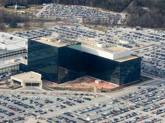 美国NSA总部大楼