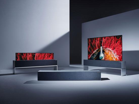 LG SIGNATURE OLED TV R9(图源:LG)