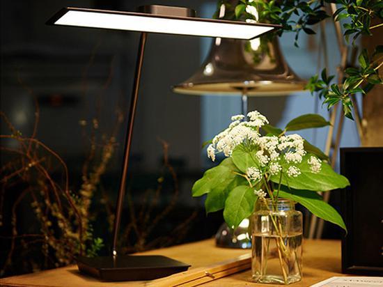 电商上在售的OLED台灯(图源:网络)