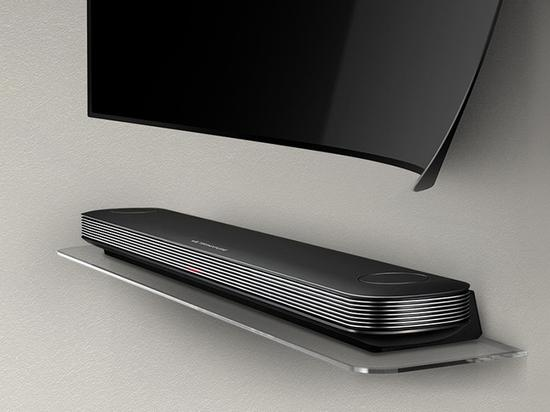 LG SIGNATURE OLED TV W8(图源:LG)