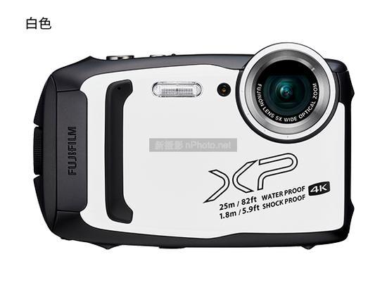 不只三防 富士发布四防运动机FinePix XP140