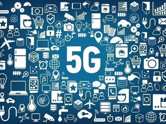 5G实现万物互联