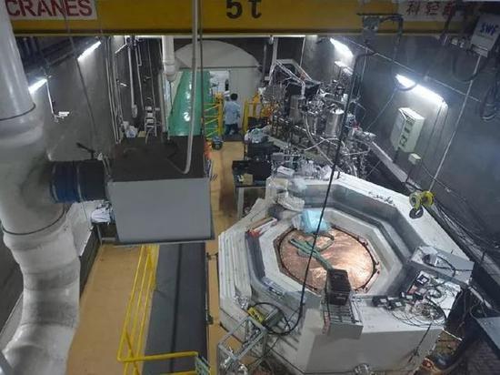 锦屏地下实验室内部