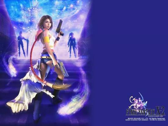 (尤娜女神在《最终幻想10-2》当中几乎变了一个人,可是谁能有更好的解决方案?)