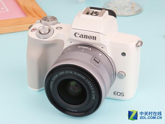 佳能EOSM50微单相机
