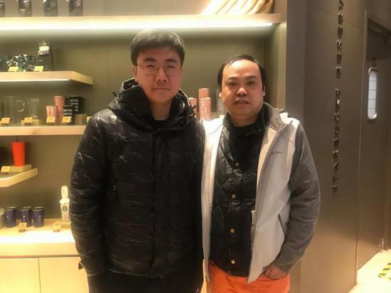 左林大叔和张良卫
