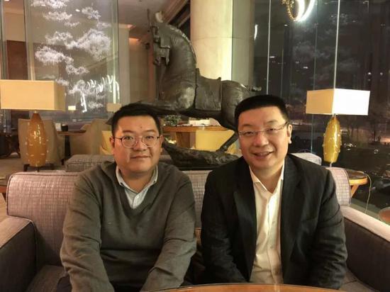 左林右狸频道主笔胡喆采访江南春