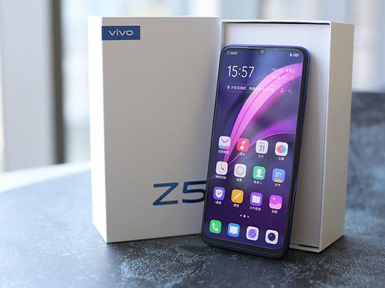 "vivo Z5上手体验:2000元内的""全面型选手"""