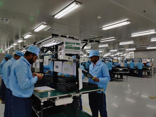 OPPO将扩大工厂产能 使印度成为智能手机的出口中心