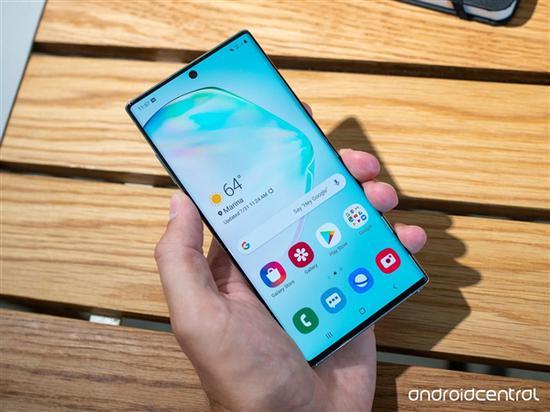 三星Galaxy Note10系列价格曝光:7200元起售?