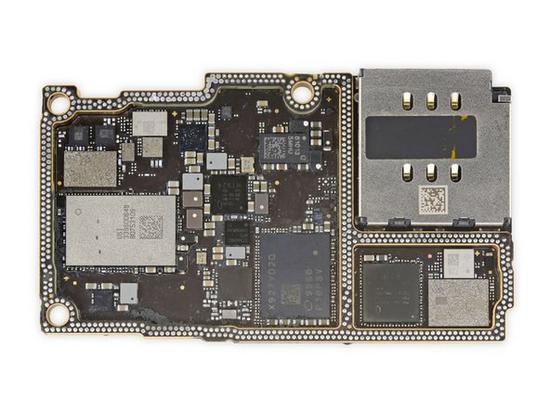 ifixit拆解iphone11 pro max:电池结构大变