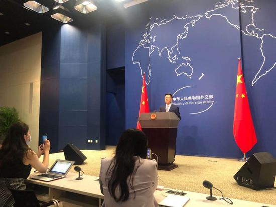 CIA称没有证据显示TikTok被中国情报部门利用 外交部回应