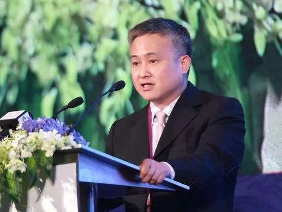 图:中国人民银行副行长潘功胜
