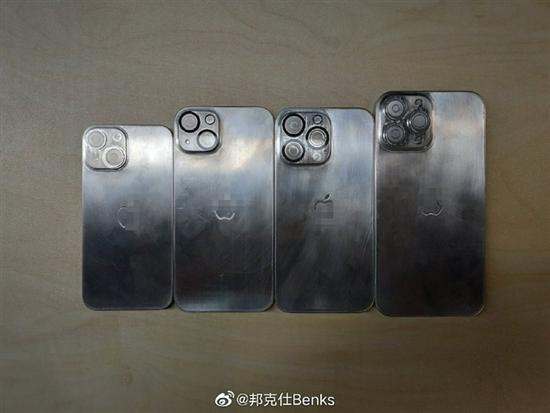 配件大厂泄密!iPhone 13全系外观实锤