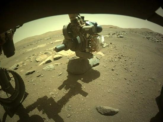 好耶!NASA毅力号成功取到第一块火星岩芯