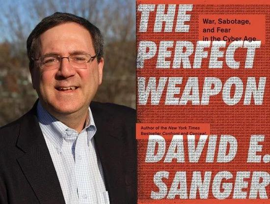 DavidE.Sanger和The Perfect Weapon