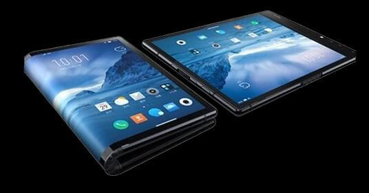 可折叠手机明年上市 你会买吗?