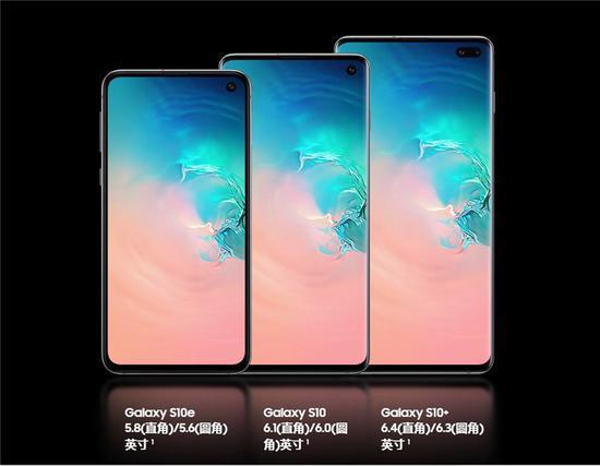 it之家2月28日消息 自从苹果iphone x问世以来,各种刘海屏,水滴屏图片