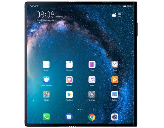 华为可折叠手机预计将于10月推出,升级版随后将发布