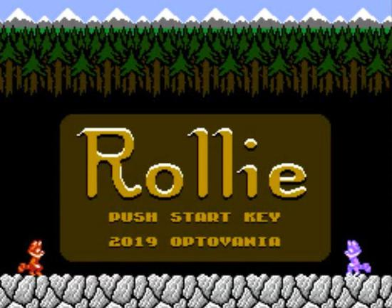 ▲ Octovania 制作的 Rollie。 图片来自:Indie Retro News