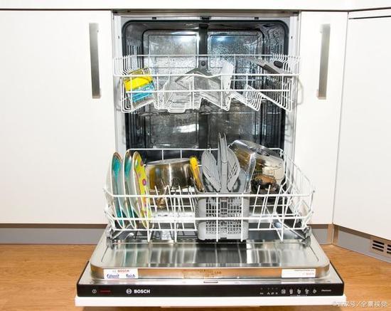 你知道洗碗机的工作原理吗?