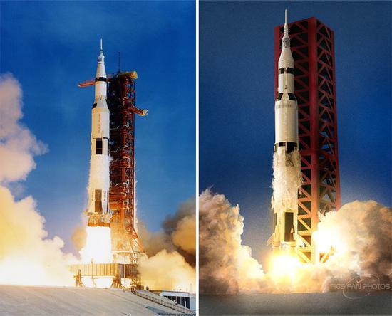 <strong>创意无限 LEGO玩具复刻阿波罗11</strong>