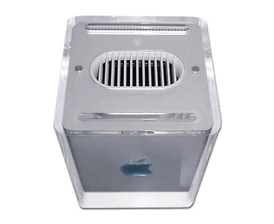 ▲Power Mac G4 Cube