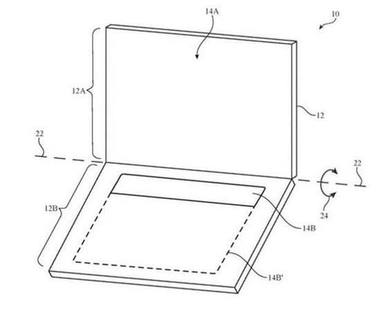 苹果柔性电池专利曝光:为折叠iPhone做准备