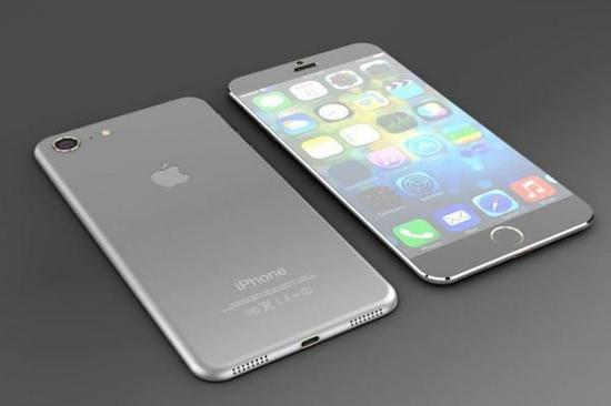 iPhone 7各种传闻将影响苹果股价