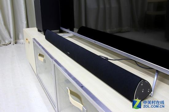 漫步者B7电视音响个性的Soundbar设计