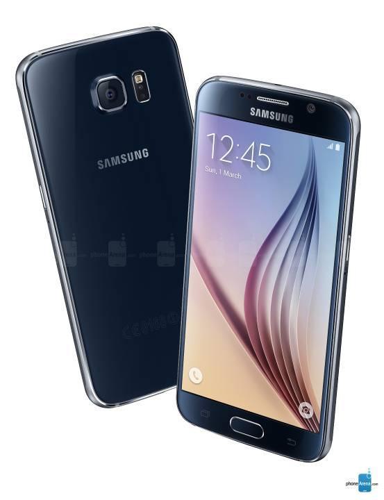 三星Galaxy S7曝光图(来源于phonearena)
