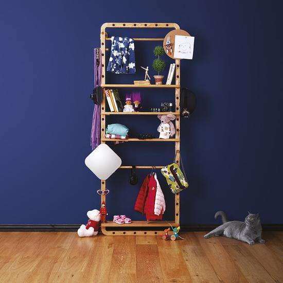 叶良辰做的吧 让小木架有一万种玩法