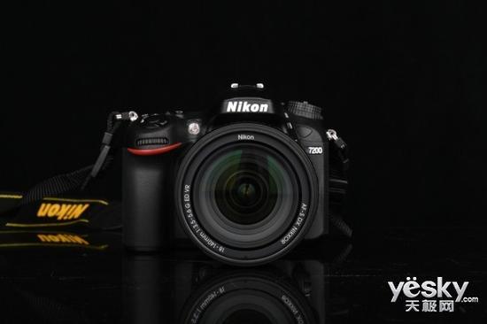 点击图片查看尼康D7200详细资料-玩摄影不受穷 极具性价比数码相机图片